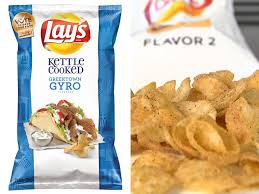 lays gyro chips